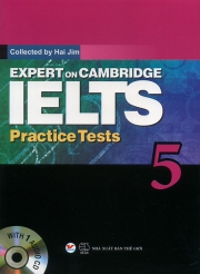 Expert on Cambridge IELTS 5 (kèm CD)