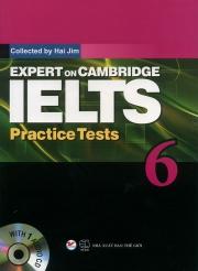 Expert on Cambridge IELTS 6 (kèm CD)