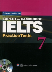 Expert on Cambridge IELTS 7 (kèm CD)