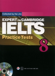 Expert on Cambridge IELTS 8 (kèm CD)