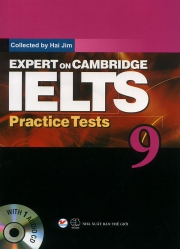 Expert on Cambridge IELTS 9 (kèm CD)