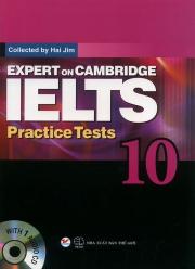 Expert on Cambridge IELTS 10 (kèm CD)