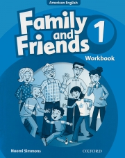 Family and Friends 1 - American English - Workbook