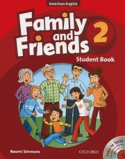 Family and Friends 2 - American English - Student's Book