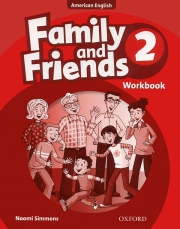 Family and Friends 2 - American English - Workbook