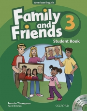 Family and Friends 3 - American English - Student's Book