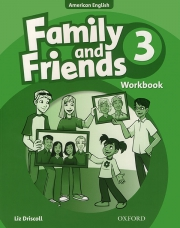 Family and Friends 3 - American English - Workbook