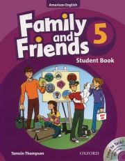 Family and Friends 5 - American English - Student's Book