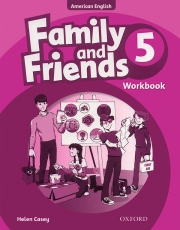 Family and Friends 5 - American English - Workbook