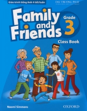 Family and Friends Grade 3 - Class Book