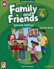 Family and Friends Special Edition Grade 4 - American English - Student's Book (kèm CD)