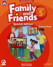 Family and Friends Special Edition Grade 5 - American English - Student's Book (kèm CD)