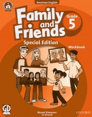Family and Friends Special Edition Grade 5 - American English - Workbook