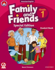 Family and Friends Special Edition Grade 1 - American English - Student's Book