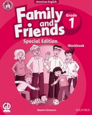 Family and Friends Special Edition Grade 1 - American English - Workbook