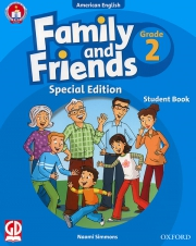 Family and Friends Special Edition Grade 2 - American English - Student's Book