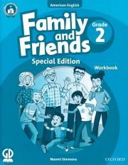 Family and Friends Special Edition Grade 2 - American English - Workbook
