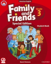 Family and Friends Special Edition Grade 3 - American English - Student's Book