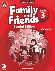 Family and Friends Special Edition Grade 3 - American English - Workbook