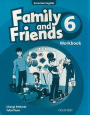 Family and Friends 6 - American English - Workbook