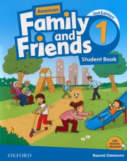 Family and Friends 1 - American English - 2nd edition - Student's Book