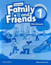 Family and Friends 1 - American English - 2nd edition - Workbook