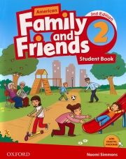 Family and Friends 2 - American English - 2nd edition - Student's Book