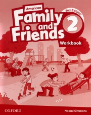 Family and Friends 2 - American English - 2nd edition - Workbook