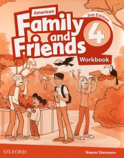 Family and Friends 4 - American English - 2nd edition - Workbook