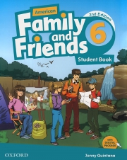 Family and Friends 6 - American English - 2nd edition - Student's Book