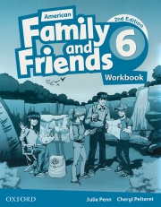 Family and Friends 6 - American English - 2nd edition - Workbook