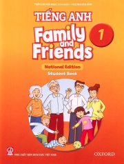 Family and Friends 1 - National edition - Student Book