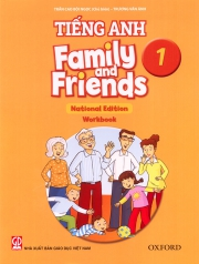 Family and Friends 1 - National edition - Workbook