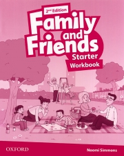 Family and Friends Starter - 2nd edition - Workbook