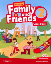 Family and Friends 2 - 2nd edition - Class Book