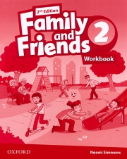 Family and Friends 2 - 2nd edition - Workbook