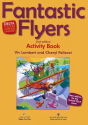 Fantastic Flyers - 2nd edition - Activity Book (kèm CD)