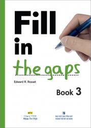 Fill in the gaps: Book 3
