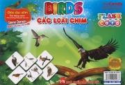 Flashcard Birds - Các loài chim