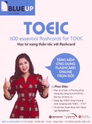 Flashcard Blueup từ vựng TOEIC