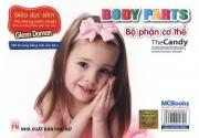 Flashcard Body parts - Bộ phận cơ thể