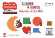 Flashcard Colors & shapes - Màu sắc và hình khối