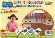 Flashcard Kitchen Objects - Đồ dùng trong phòng bếp