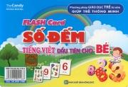 Flashcard Số đếm tiếng Việt đầu tiên cho bé