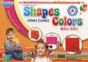 Flashcard Shapes - Hình dạng & Colors - Màu sắc