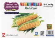 Flashcard Vegetables - Rau củ quả