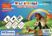 Flashcard Wild animals - Động vật hoang dã