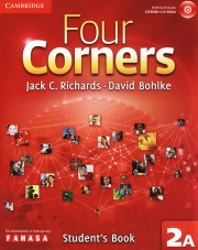 Four Corners 2A - Student's book