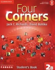 Four Corners 2B - Student's book