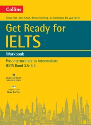 Get Ready for IELTS – Workbook